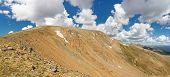 Mount Elbert Panorama