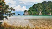 Koh Lanta Noi landscape