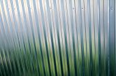 Corrugated Metal Surface Texture