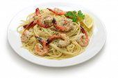 pasta with shrimp scampi