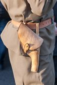 Retro Leather Holster