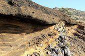 Ancient Volcanic Rocks