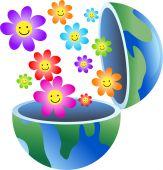 Globo de la flor