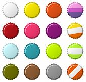Set Of Bottlecaps