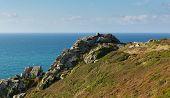 Zennor Head Cornwall England UK
