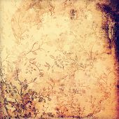 Antique vintage texture background