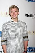 LOS ANGELES - APR 17:  Kenton Duty at the Drake Bell's Album Release Party for