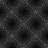 Design Seamless Rhombus Striped Pattern