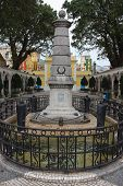 Memorial 1910 In Coloane Village Taipa, Macao
