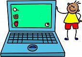 Laptop Kid