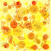 Abstract Background Yellow.