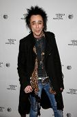 NEW YORK-APR 17: Musician Earl Slick attends the 'Super Duper Alice Cooper' premiere during the 2014