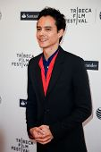 NEW YORK-APR 17: Director Frederic Tcheng attends the 'Dior and I' premiere during the 2014 TriBeCa