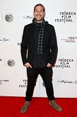 NEW YORK-APR 17: Producer Jason Bergh attends the 'When the Garden Was Eden' premiere at the 2014 Tr