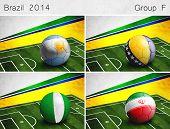 Brazil 2014, Group F