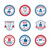Elections labels set
