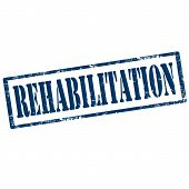 Rehabilitation-stamp