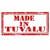 Made In Tuvalu-stamp