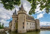Chateau Of Sully Sur Loire