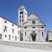 Church Of Saint Mary In Zadar