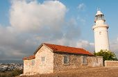 Lighthouse, Paphos, Cyprus