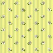 Floral Pattern Chamomile