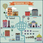 Infographic City