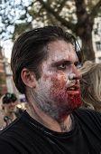 World Zombi day - London 2014