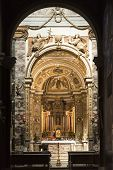 Rieti (italy), Cathedral Interior