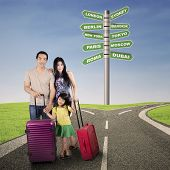 Family Traveling And Destination Choice