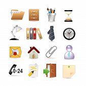 Set Of Universal Web Icons
