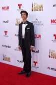 LOS ANGELES - OCT 10:  Xolo Mariduena at the 2014 NCLR ALMA Awards at Civic Auditorium on October 10, 2014 in Pasadena, CA