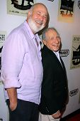 LOS ANGELES - OCT 6:  Rob Reiner, Mel Brooks at the