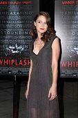 LOS ANGELES - OCT 6:  Melissa Benoist at the