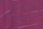 Magenta silk fabric