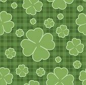 Seamless pattern St. Patricks Day. Vector illustration
