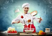 Beauty Chef Makes Courses With Magic