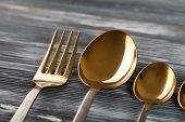 picture of scrape  - Tableware set  - JPG