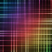 Abstract bright spectrum wallpaper. Vector illustration.