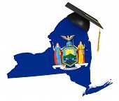 New York state college and university education