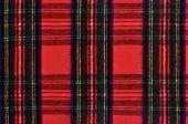 Scottish Tartan Pattern.