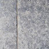 Old felt roofing tar fragment