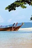 Tropical beach, Andaman Sea, Thailand