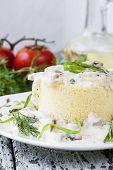 stock photo of vegetarian meal  - Vegetarian meal  - JPG
