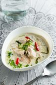pic of gai  - Coconut milk with chicken - JPG