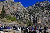 Teatro de Delphi