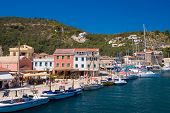 Gaios in Paxos island Greece