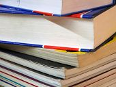 Stationary - Book Stack