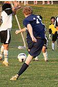 Power Soccer Kick