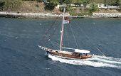 Bosphorus  Cu Yacht